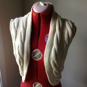 Old Navy Cable Sweater Vest